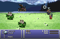 Final Fantasy 6 Advance GBA 79