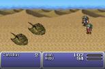 Final Fantasy 6 Advance GBA 81