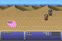 Final Fantasy 6 Advance GBA 82