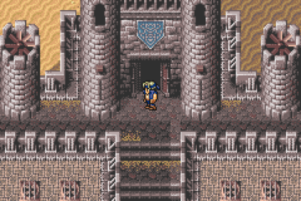 Final Fantasy 6 Advance GBA 86