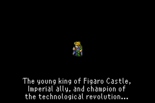 Final Fantasy 6 Advance GBA 89