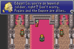 Final Fantasy 6 Advance GBA 90