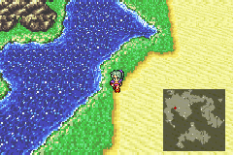 Final Fantasy 6 Advance GBA 92