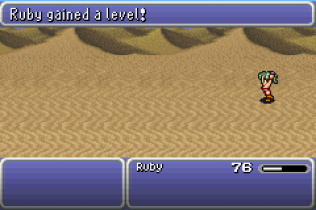 Final Fantasy 6 Advance GBA 93