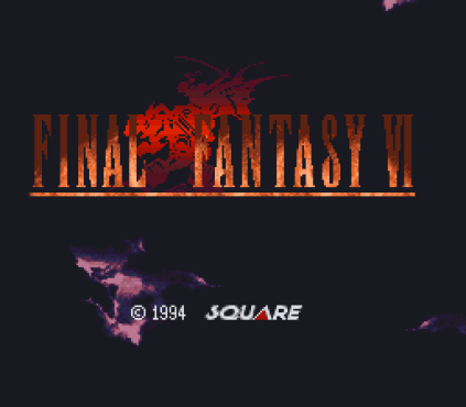 Final Fantasy 6 SNES 001
