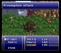 Final Fantasy 6 SNES 090