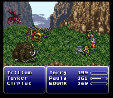 Final Fantasy 6 SNES 099