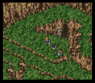 Final Fantasy 6 SNES 100