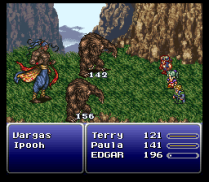 Final Fantasy 6 SNES 101