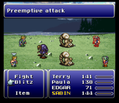 Final Fantasy 6 SNES 107