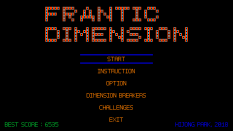Frantic Dimension PC 21
