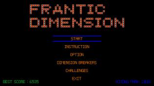 Frantic Dimension PC 21