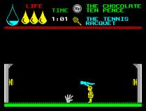 Herbert's Dummy Run ZX Spectrum 05