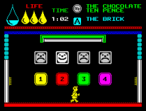 Herbert's Dummy Run ZX Spectrum 06