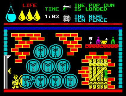 Herbert's Dummy Run ZX Spectrum 09