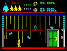 Herbert's Dummy Run ZX Spectrum 11