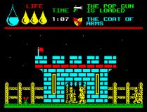 Herbert's Dummy Run ZX Spectrum 14
