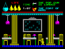 Herbert's Dummy Run ZX Spectrum 15
