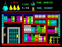 Herbert's Dummy Run ZX Spectrum 19