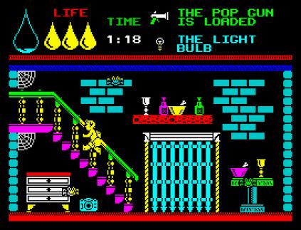 Herbert's Dummy Run ZX Spectrum 20