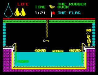 Herbert's Dummy Run ZX Spectrum 21
