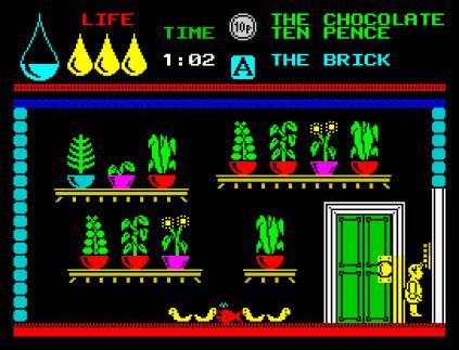 Herbert's Dummy Run ZX Spectrum 23