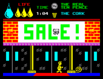 Herbert's Dummy Run ZX Spectrum 28