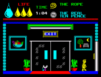Herbert's Dummy Run ZX Spectrum 29