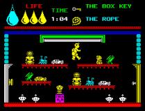 Herbert's Dummy Run ZX Spectrum 30