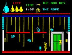 Herbert's Dummy Run ZX Spectrum 33