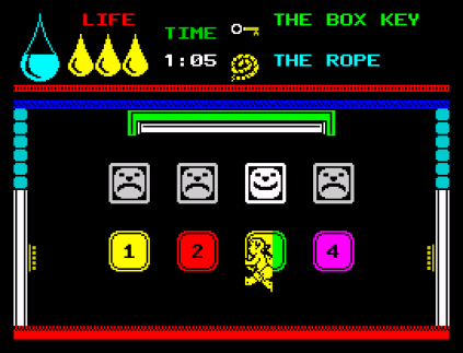 Herbert's Dummy Run ZX Spectrum 34