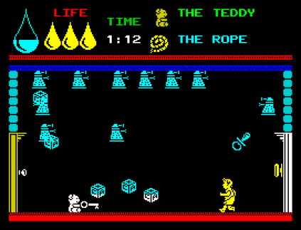 Herbert's Dummy Run ZX Spectrum 42