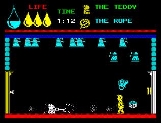 Herbert's Dummy Run ZX Spectrum 43