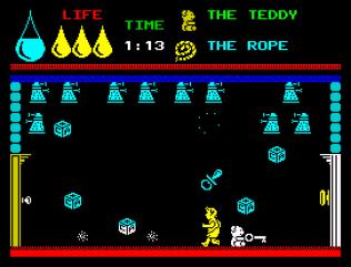 Herbert's Dummy Run ZX Spectrum 44