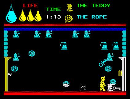 Herbert's Dummy Run ZX Spectrum 45