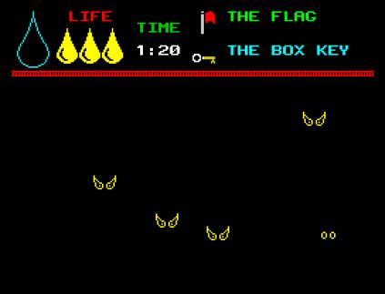 Herbert's Dummy Run ZX Spectrum 53
