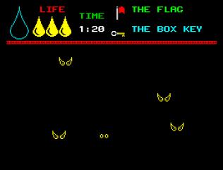 Herbert's Dummy Run ZX Spectrum 54