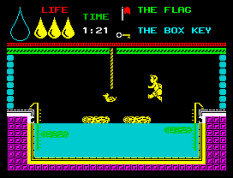 Herbert's Dummy Run ZX Spectrum 55