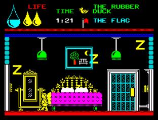 Herbert's Dummy Run ZX Spectrum 56