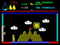Herbert's Dummy Run ZX Spectrum 59