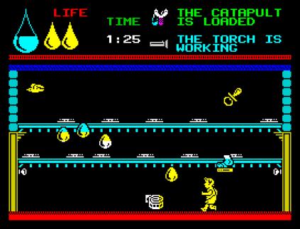 Herbert's Dummy Run ZX Spectrum 64