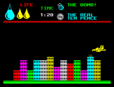 Herbert's Dummy Run ZX Spectrum 66