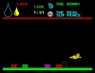 Herbert's Dummy Run ZX Spectrum 67