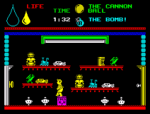 Herbert's Dummy Run ZX Spectrum 70