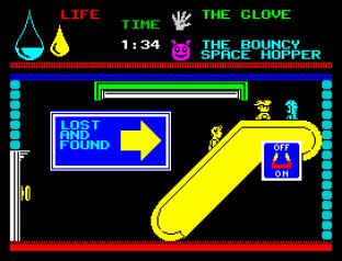 Herbert's Dummy Run ZX Spectrum 75