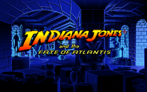 Indiana Jones and the Fate of Atlantis PC 001