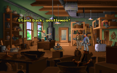 Indiana Jones and the Fate of Atlantis PC 009