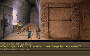 Indiana Jones and the Fate of Atlantis PC 040