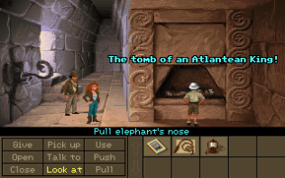 Indiana Jones and the Fate of Atlantis PC 042