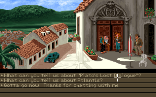 Indiana Jones and the Fate of Atlantis PC 049